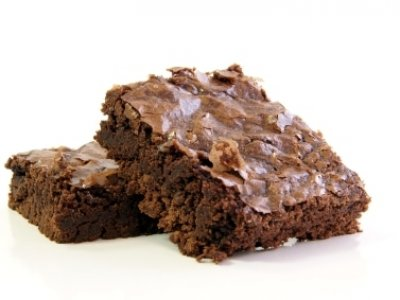 Brownies Bajos en Carbohidratos