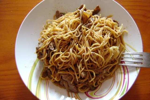 Delicious Chinese Noodles