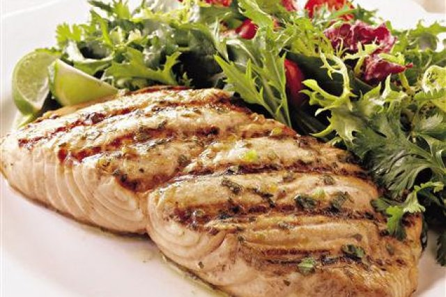 Filetes de tilapia light