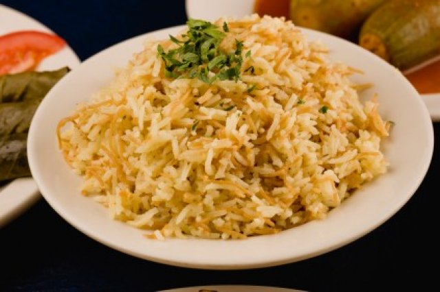 Rice with Arabic Noodles
