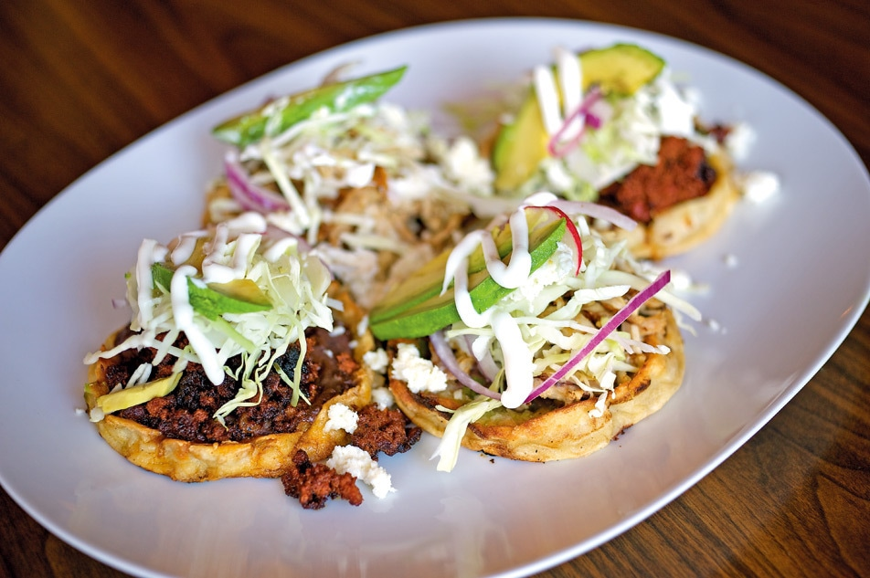 Image result for sopes yucatecos