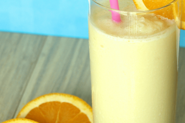 Pineapple and Orange Smoothie