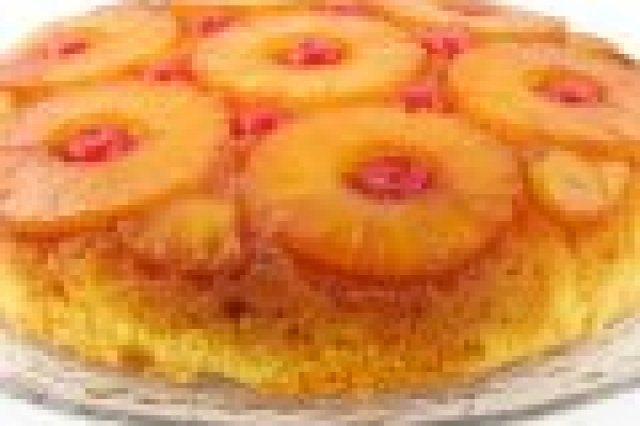 Pineapple flipped with Piloncillo