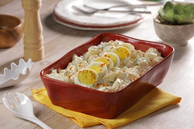 Potato Salad with Egg