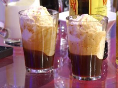 Receta de Irish Coffee