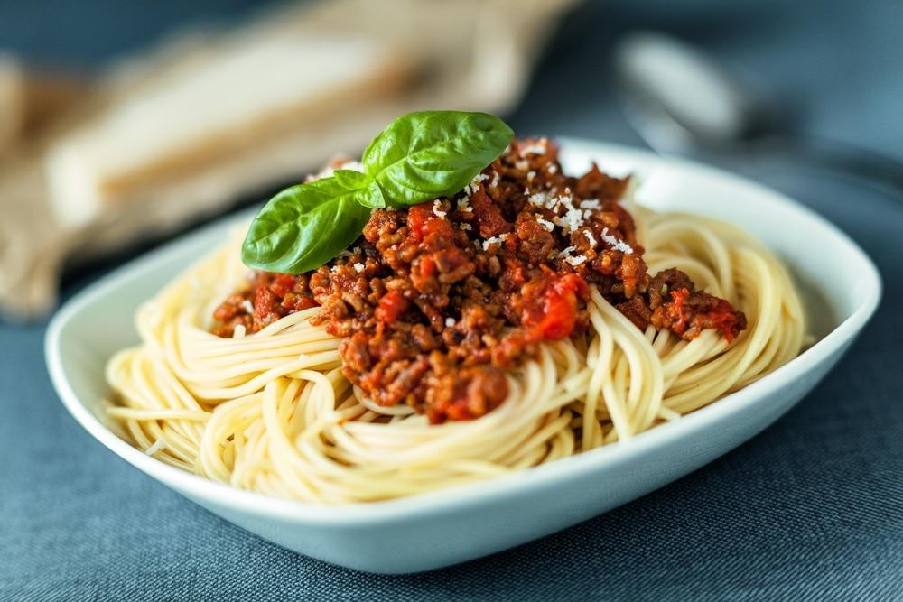 como preparar la salsa para espagueti a la boloñesa