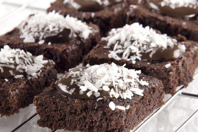 Brownies with Coco