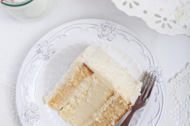 Five Minutes Tres Leches Cake