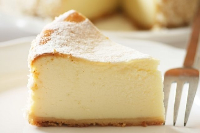 Cheesecake de Queso Ricotta