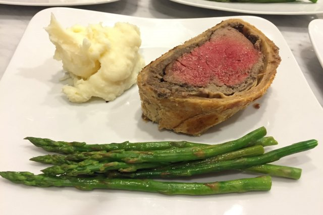Wellington Beef Filet