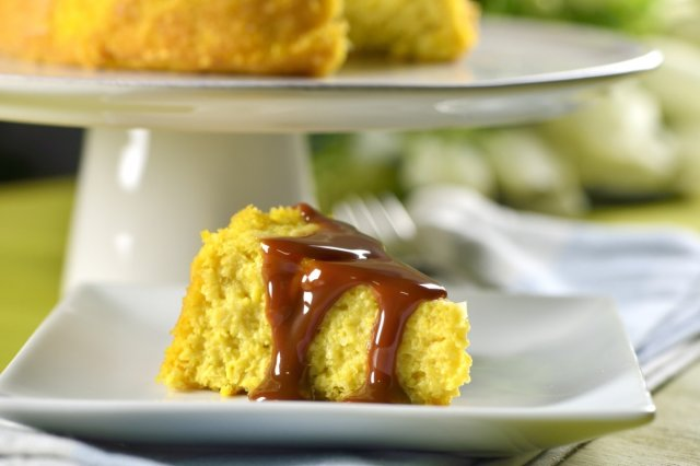 Easy Corn Bread without Flour