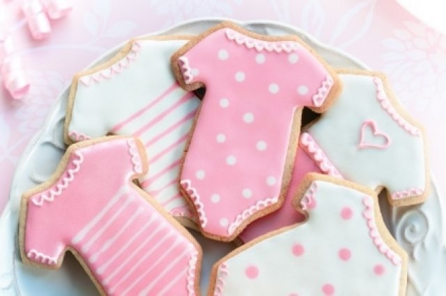 Galletas para Baby Shower