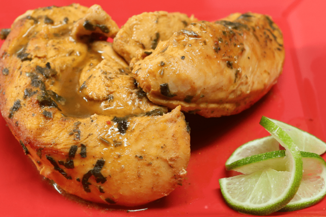 Lemon Chicken with Knorr®