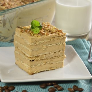 Cold Coffee Cake