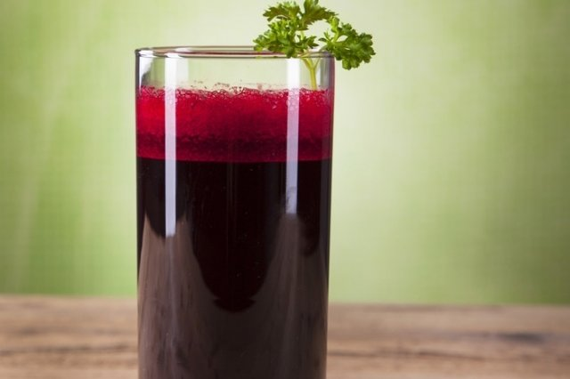 Receta de Just Beet It