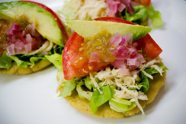 Chicken Salbutes