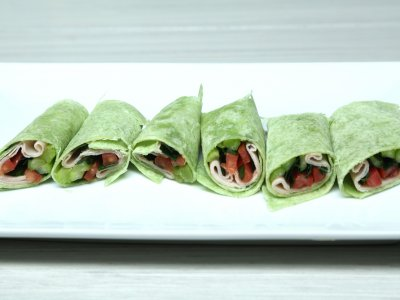 Wrap Saludable