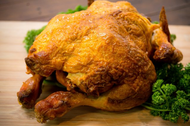 Homemade Roast Chicken