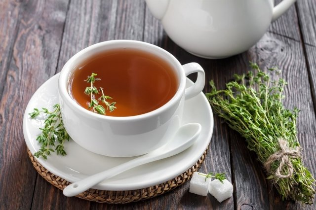 Tea to Calm a Cough