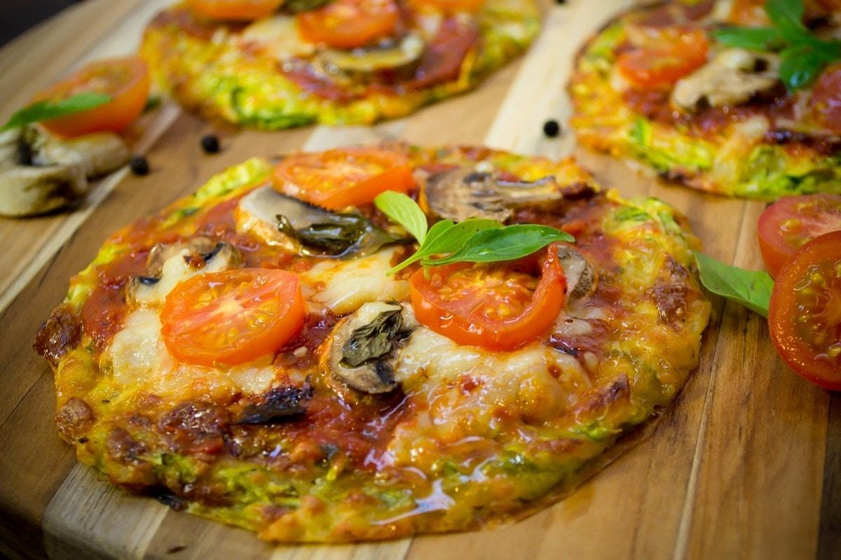 top recetas pizzas sin gluten