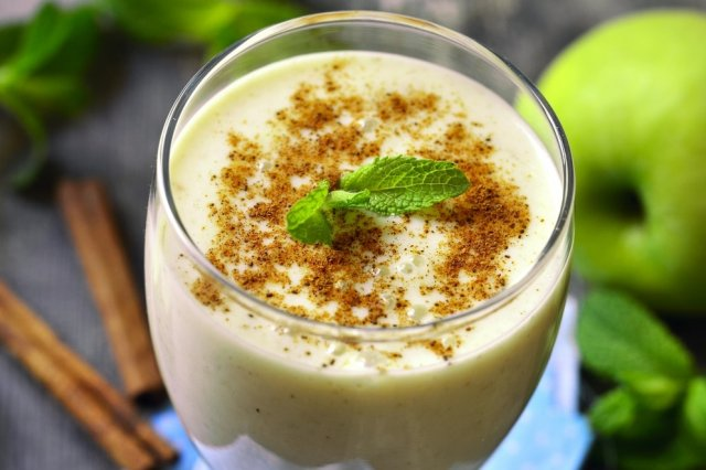 Apple Light Smoothie