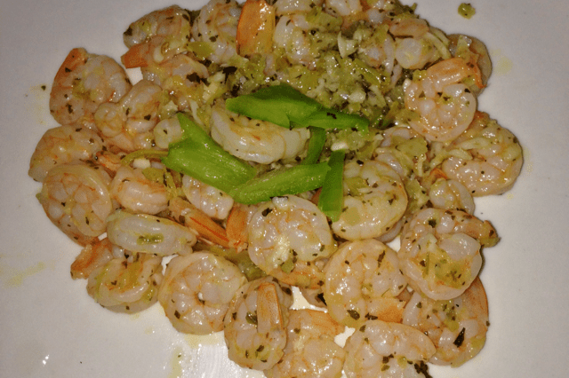 Easy Shrimp with Garlic