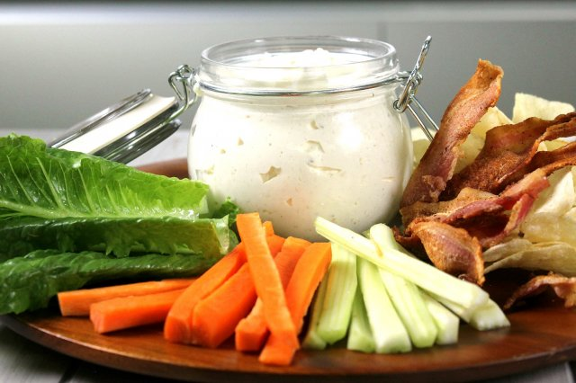 Homemade Onion Dip with McCormick® Chicken Broth