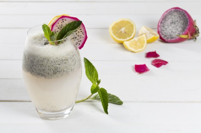 Water of Pitahaya