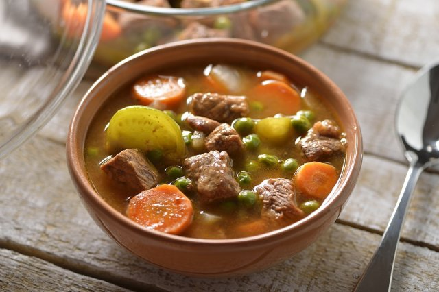 Mixed Beef Stew