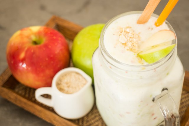 Oat Juice and Apple for Weight Loss