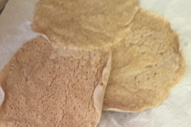 tortillas saludables de avena