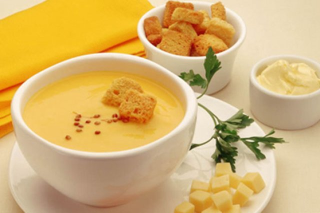 Recipe of Carrot Cream with Thyme