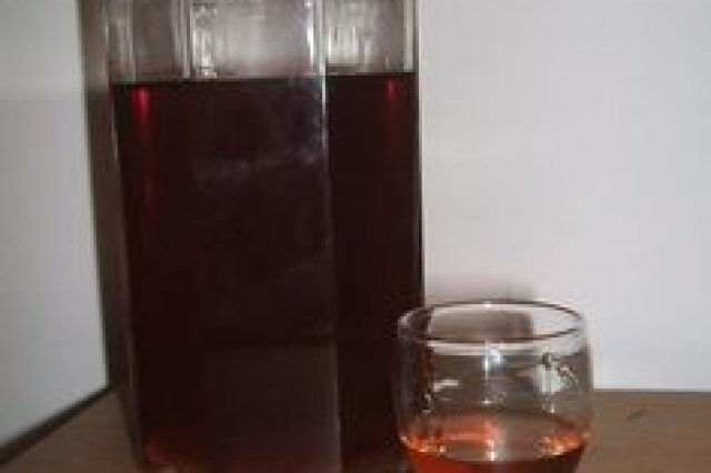 Homemade Roses Liquor