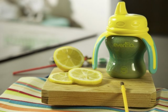 Kiwi, Lemon and Apple Juice