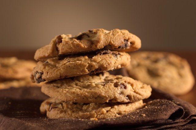 Simple Walnut Cookies