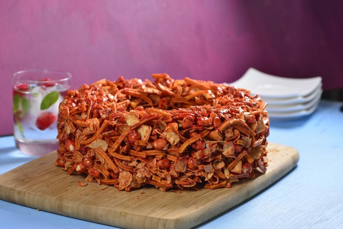 Como Preparar Botanas Sencillas Y Economicas: Receta De Rosca De Cazares