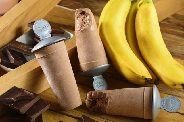 Banana Palette with Chocolate
