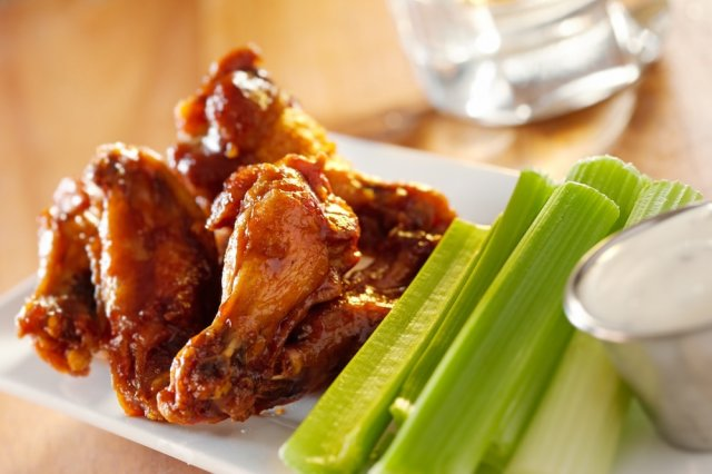 Buffalo wings (BUFFALO WINGS)