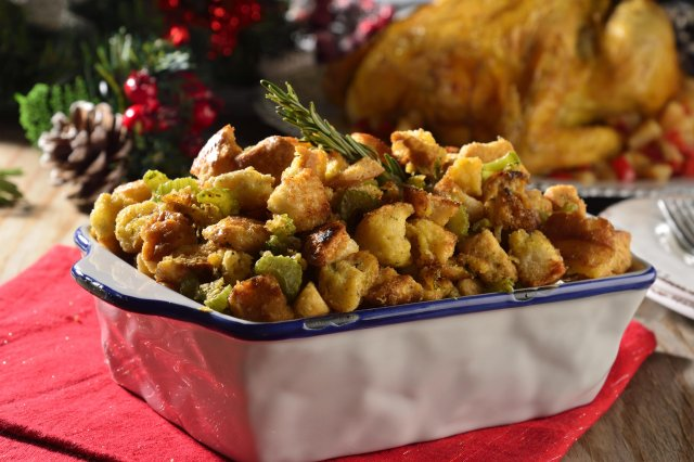 Turkey stuffing (Stuffing)