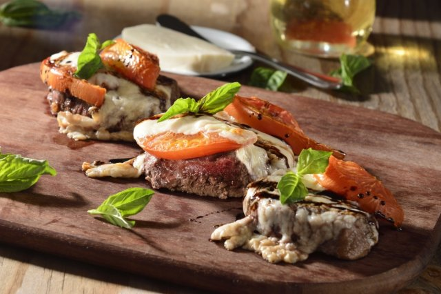 Filete Mignon Caprese