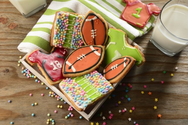 Galleta Super Bowl