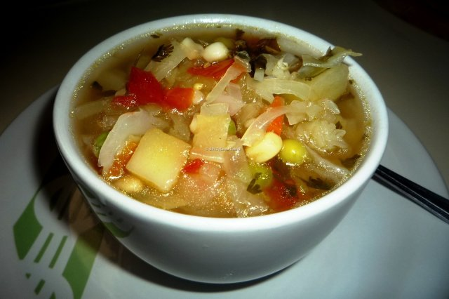 Perfect Vegetable Soup