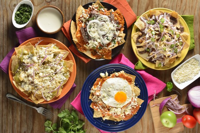4 Ways to Prepare Chilaquiles