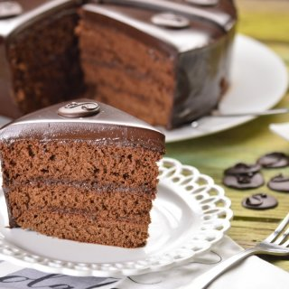Pastel Sacher de Chocolate