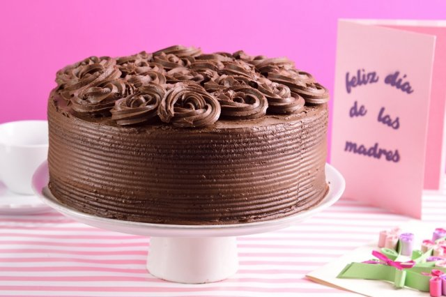 Pastel de Chocolate de Tres Leches