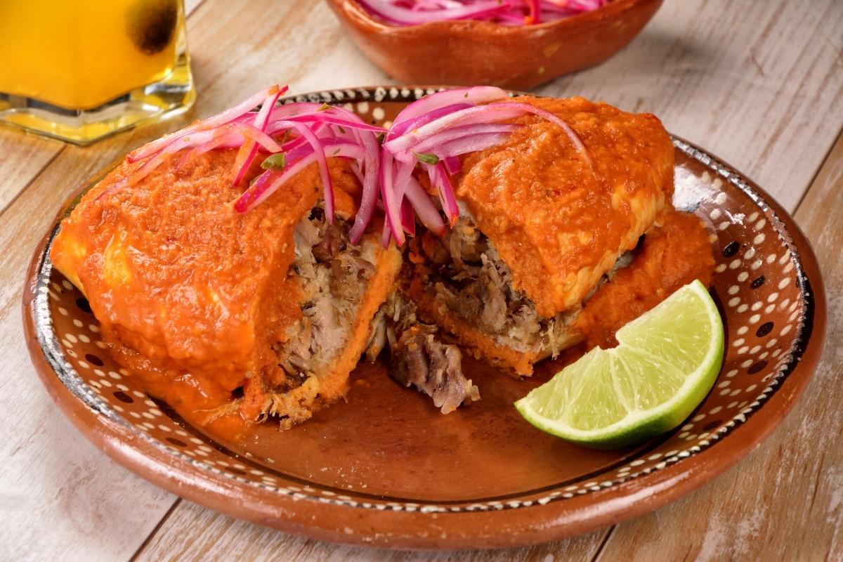 Receta De Tortas Ahogadas De Jalisco