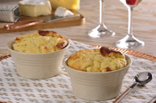 French Cheese Soufflé