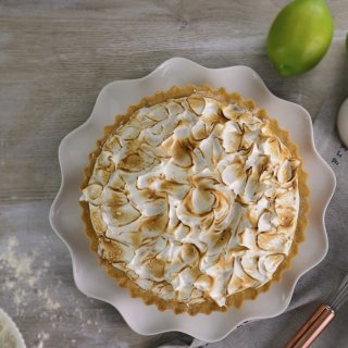 Lemon with French Merengue