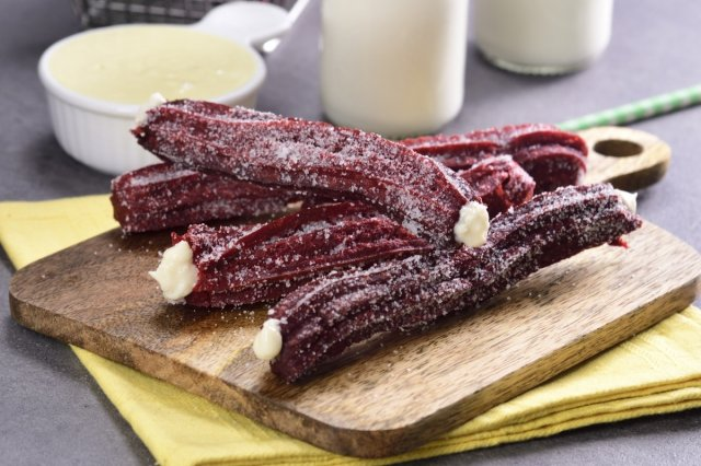 Churros Red Velvet