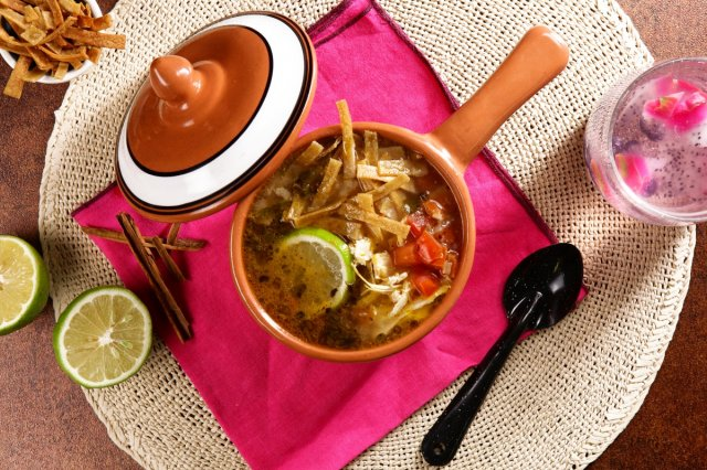 Traditional Lima Soup